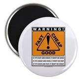 "Pricing Triangle 2.25"" Magnet (100 pack)"