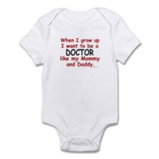 Doctor (Like Mommy & Daddy) Onesie