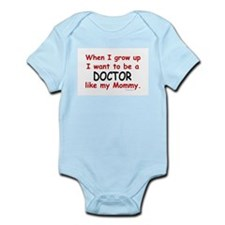Doctor (Like My Mommy) Onesie