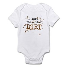 Color of Dirt Infant Bodysuit