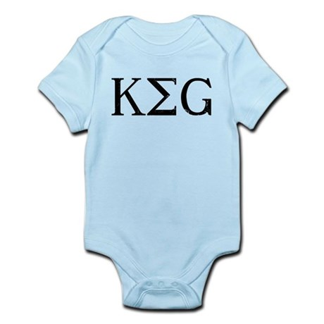 KEG Infant Bodysuit