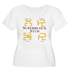 Superblock Stud T-Shirt