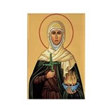 St. Brigid of Ireland Magnets (10 pack)