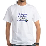 Best CPA In The World (Daddy) Shirt