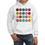 Bowling Ball Lot Hooded Sweatshirt