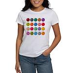 Bowling Ball Lot Women's T-Shirt