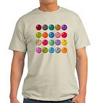 Bowling Ball Lot Light T-Shirt