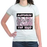 &amp;quot;Princess Babymouse&amp;quot; Jr. Ringer T-shirt