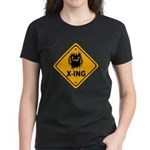 Eek! X-ing Women's Dark T-Shirt