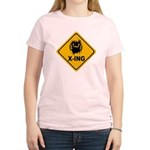 Eek! X-ing Women's Light T-Shirt