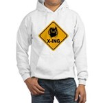 Eek! X-ing Hooded Sweatshirt