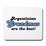 Argentinian Grandmas Are The Best Mousepad