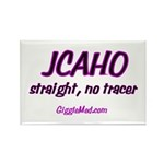 JCAHO Tracer 02 Rectangle Magnet (10 pack)