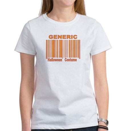Generic Halloween Costume Women's T-Shirt