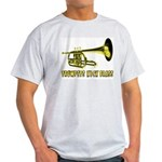 Trumpets Kick Brass Light T-Shirt