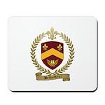 BELHUMEUR Family Crest Mousepad