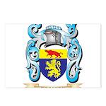 BELHUMEUR Family Crest Messenger Bag
