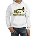 Trumpets Kick Brass Hooded Sweatshirt