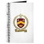 BELHUMEUR Family Crest Journal