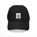 BELHUMEUR Family Crest Black Cap