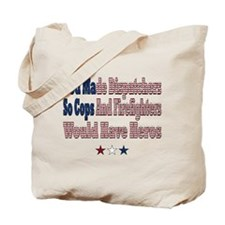 Hero Dispatchers Tote Bag