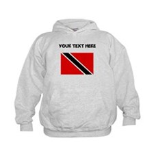 Custom Trinidad and Tobago Flag Hoodie