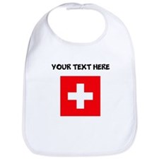 Custom Switzerland Flag Bib