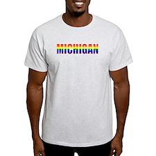 Michigan Pride T-Shirt