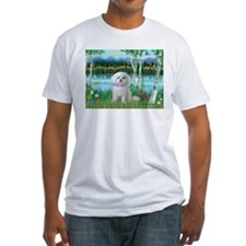 Birches / Maltese (R) Shirt