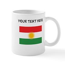 Custom Kurdistan Flag Mugs