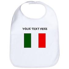 Custom Italy Flag Bib