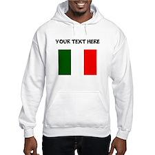 Custom Italy Flag Hoodie