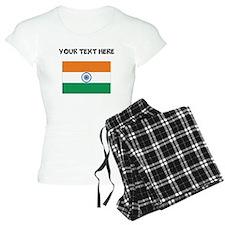 Custom India Flag Pajamas