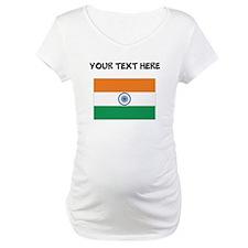 Custom India Flag Shirt