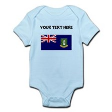 Custom British Virgin Islands Flag Body Suit