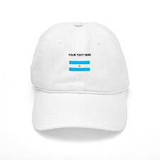Custom Argentina Flag Baseball Cap