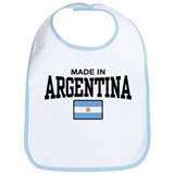 Made In Argentina Bib