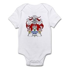 Couto Family Crest Onesie