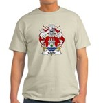 Couto Family Crest Light T-Shirt
