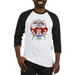 Couto Family Crest Baseball Jersey