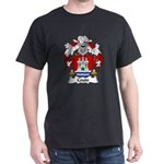 Couto Family Crest Dark T-Shirt