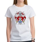 Couto Family Crest Women's T-Shirt