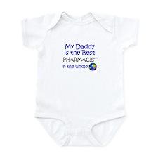 Best Pharmacist In The World (Daddy) Onesie
