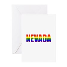 Nevada Pride Greeting Cards (Pk of 10)