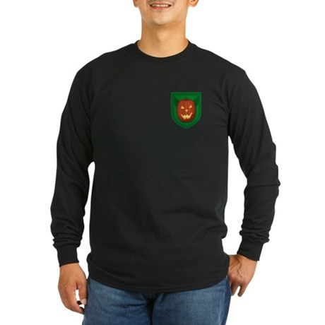 Stab Long Sleeve Dark T-Shirt