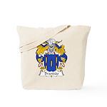 Brandao Family Crest Tote Bag