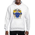 Brandao Family Crest Hooded Sweatshirt