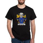 Brandao Family Crest Dark T-Shirt