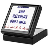 Don't Drink & Derive Keepsake Box