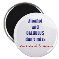 "Don't Drink & Derive 2.25"" Magnet (10 pack)"